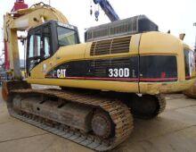 二手卡特330D挖掘机