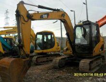 二手卡特307C挖掘機