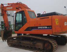二手斗山225-7挖掘机