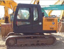 二手現代110-7挖掘機