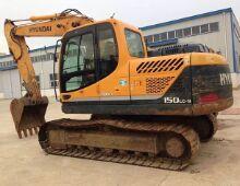 二手現代150-9挖掘機