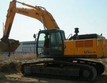 二手现代375-7挖掘机