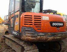 二手斗山DH80-7挖掘机