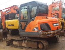 二手DX60挖掘机