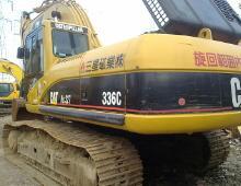 二手卡特330C挖掘机