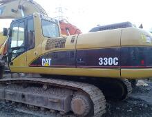 二手卡特330C挖掘機