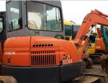 二手日立ZX50挖掘机