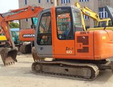 二手日立ZX60挖掘机