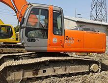 二手日立ZX240挖掘机