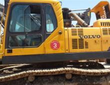 二手沃尔沃360挖掘机