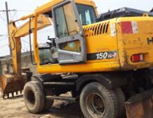 二手现代150W-7挖掘机