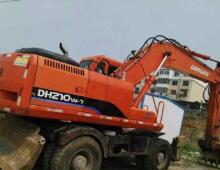二手斗山210-7挖掘机