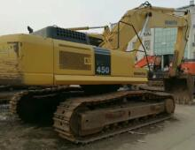 二手450小松挖掘机