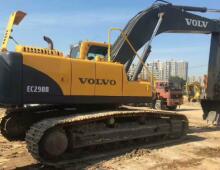 二手沃尔沃EC290BLC挖掘机