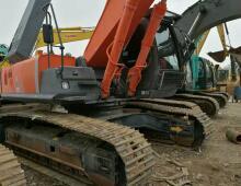 二手日立ZX350-3G挖掘机