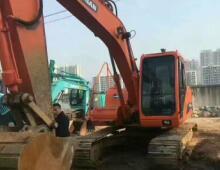二手斗山DH150-7挖掘机