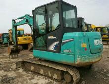 二手神鋼SK60-8挖掘機