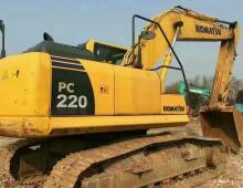 二手小松PC220-8挖掘机