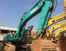 二手神钢SK350-8挖掘机