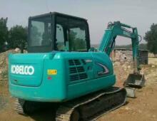 二手神钢SK60-8挖掘机