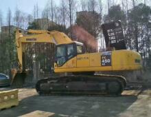 二手小松450-7挖掘机