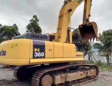 二手小松360-8挖掘机
