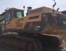 二手沃尔沃380挖掘机