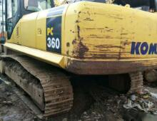 二手小松360-8挖掘機