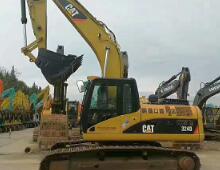 二手卡特324D挖掘机