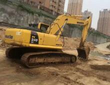 二手小松PC240LC-8挖掘机