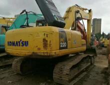 二手小松PC220-8挖掘機