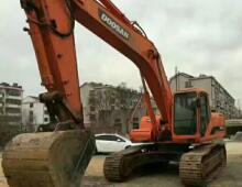 二手斗山DH300LC-7挖掘机挖掘机