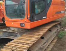 二手斗山DH300LC-7挖掘機