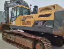 二手二手沃尔沃480D挖掘机挖掘机
