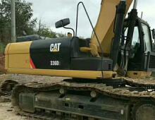 二手卡特336D挖掘機
