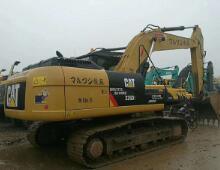 二手卡特326D2挖掘机