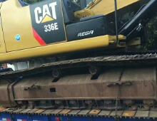 二手卡特336E挖掘机